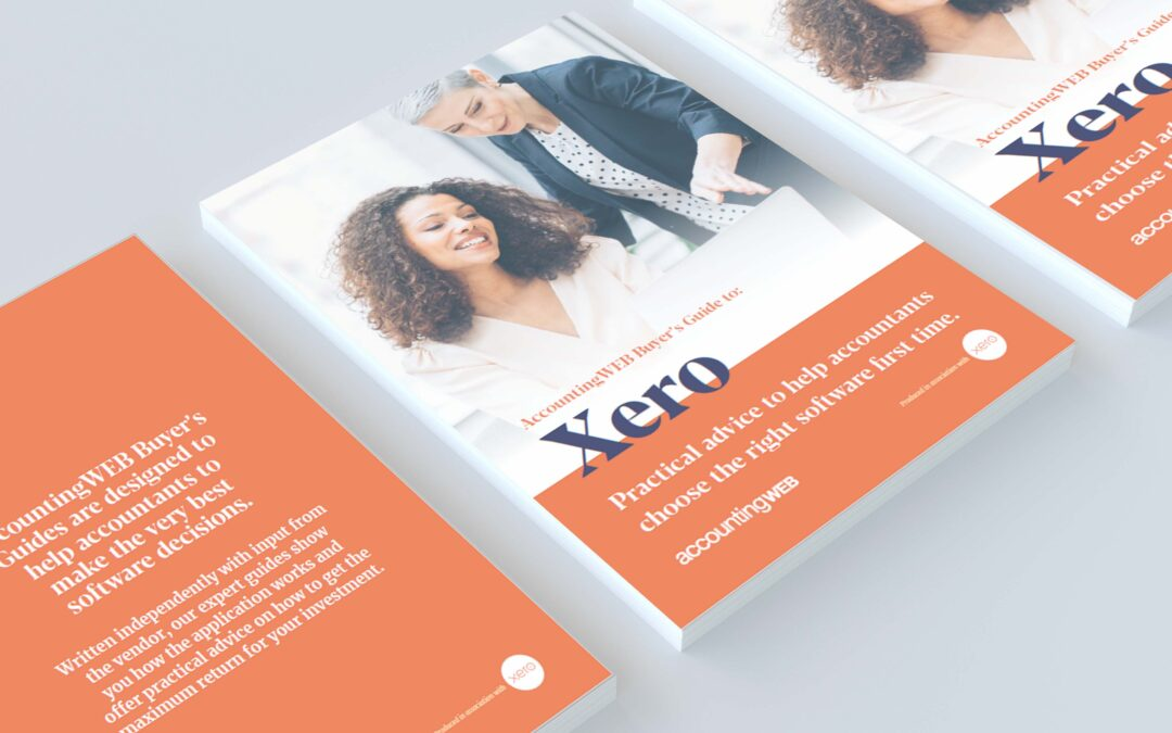 Helping Xero to get qualified leads by creating a buyer's guide